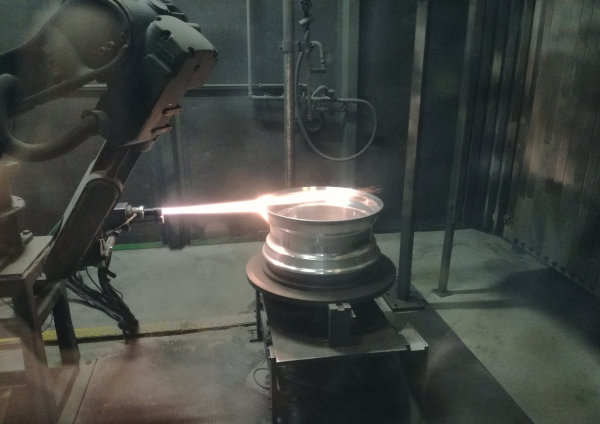 Tecnologie industriali, industrial coating technologies